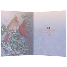 Load image into Gallery viewer, Winter's Splendor  Christmas Greeting Card 4 pack
