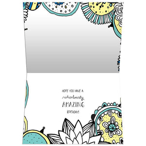 Ridiculously Amazing Birthday Greeting Card 6 pack
