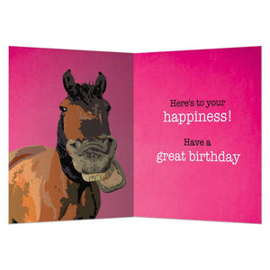 Jack S. Relationships Greeting Card