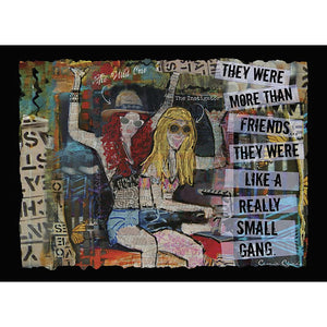 More Than Friends Greeting Card