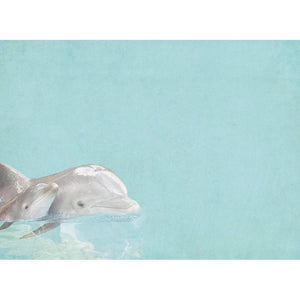 Life's Little Porpoise Greeting Card