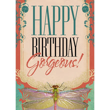 Load image into Gallery viewer, Birthday Gorgeous Birthday Greeting Card 6 pack