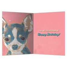 Load image into Gallery viewer, Million Stars Greeting Card