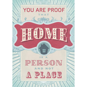 You Are Proof That Greeting Card