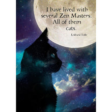 Load image into Gallery viewer, Zen Cats All Occasion Greeting Card 6 pack