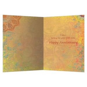 Successful Marriage Anniversary Greeting Card 6 pack