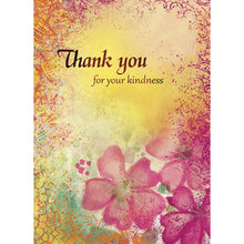 Load image into Gallery viewer, Kindness Thanks Thank You Greeting Card 6 pack