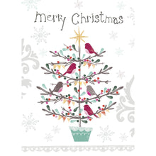 Load image into Gallery viewer, Merry Christmas Christmas Greeting Card 4 pack
