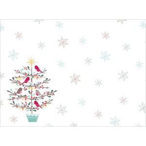 Merry Christmas Christmas Greeting Card 4 pack