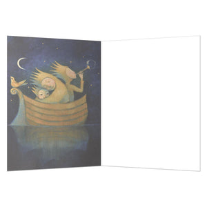 Sweetest Dreams All Occasion Greeting Card 6 pack