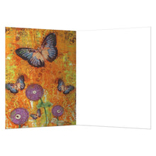 Load image into Gallery viewer, Butterfly Fantasy All Occasion Greeting Card 6 pack