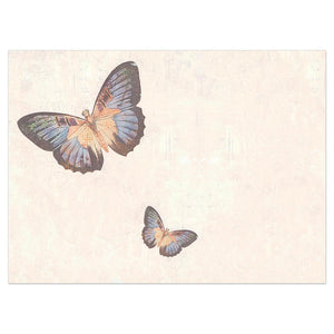 Butterfly Fantasy All Occasion Greeting Card 6 pack