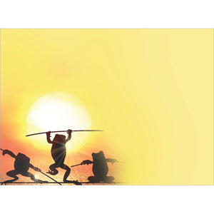 To Keep You Balanced Support Greeting Card 6 pack