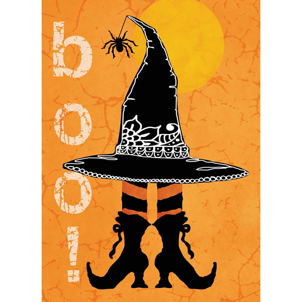Witch Way Greeting Card 6 Pack