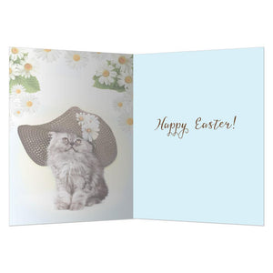 Easter Bonnet Easter Greeting Card 4 pack