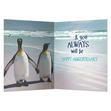 Load image into Gallery viewer, Best Friends Anniversary Greeting Card 6 pack