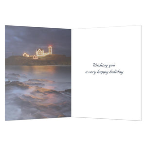 Heart Finds Home Holiday Greeting Card 4 pack