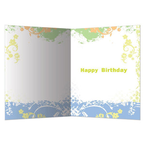 Age Is An Issue Birthday Greeting Card 6 pack