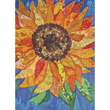 Load image into Gallery viewer, Birthday Sunflower Birthday Greeting Card 6 pack
