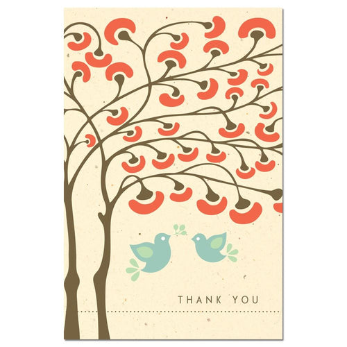Send This Greener Place Thanks Thank You Card