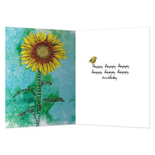 Load image into Gallery viewer, Happy Happy Birthday Greeting Card 6 pack