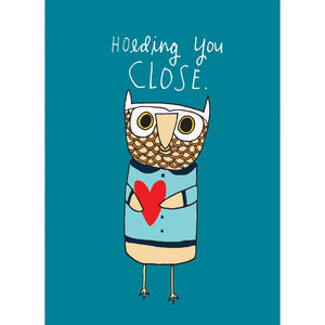 Holding You Close Support Greeting Card 6 pack