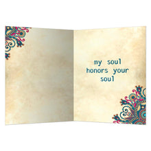 Load image into Gallery viewer, Namaste All Occasion Greeting Card 6 pack