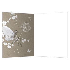 Fairy Puffs Support Greeting Card 6 pack