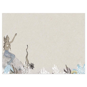 Magical Creatures Birthday Greeting Card 6 pack