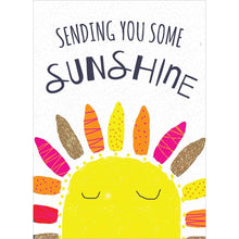 Load image into Gallery viewer, Send This Sending Sunshine  Card