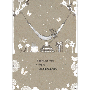 Happy Retirement Retirement Greeting Card 6 pack