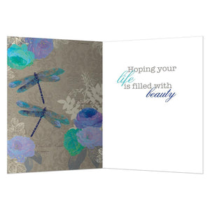 Glorious Birthday Birthday Greeting Card 6 pack