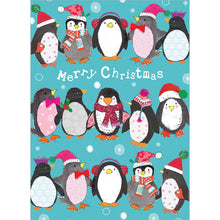 Load image into Gallery viewer, Crowded With Joy Christmas Greeting Card 4 pack