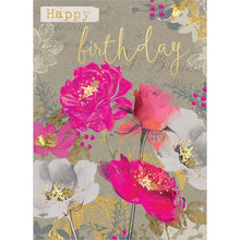 Load image into Gallery viewer, Beautiful Birthday Wishes Birthday Greeting Card 6 pack