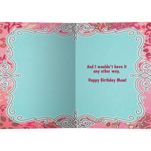 Load image into Gallery viewer, No Mama Birthday Birthday Greeting Card 6 pack