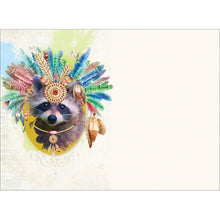 Load image into Gallery viewer, Happiness Bandit All Occasion Greeting Card 6 pack