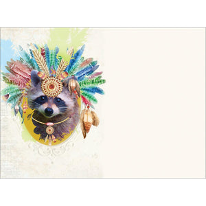 Happiness Bandit All Occasion Greeting Card 6 pack
