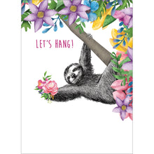 Load image into Gallery viewer, Let's Hang Love Greeting Card 6 pack