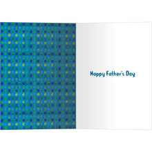 Load image into Gallery viewer, Coolest Pop Father's Day Greeting Card 4 pack