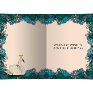 Grace And Wonder Holiday Greeting Card 4 pack