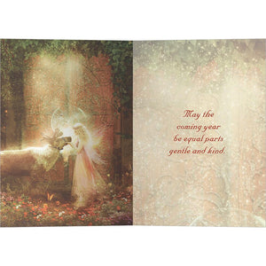 Gentle Kindness Solstice Greeting Card 4 pack