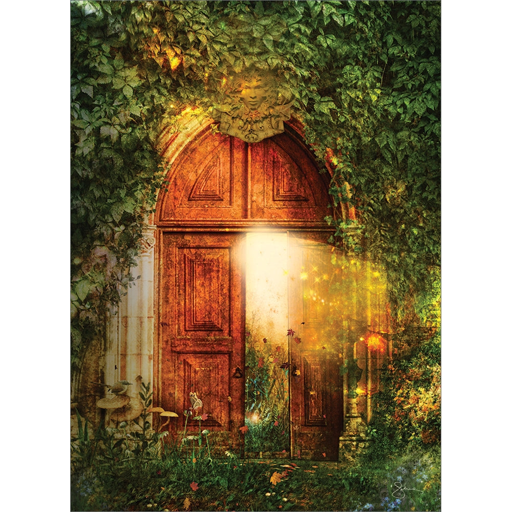 Open Door All Occasion Greeting Card 6 pack
