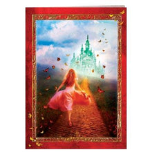 Load image into Gallery viewer, Yellow Brick Road Greeting Card