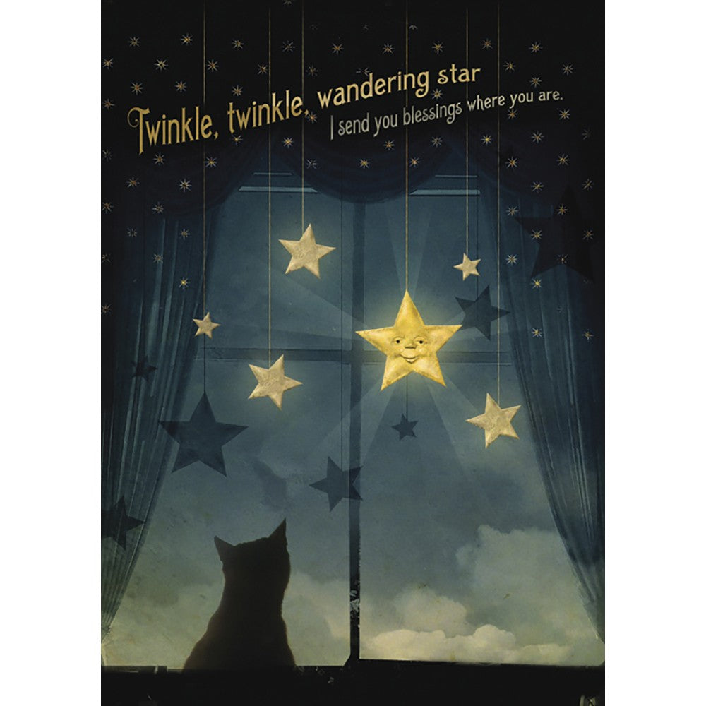 Twinkle Friendship Greeting Card 6 pack