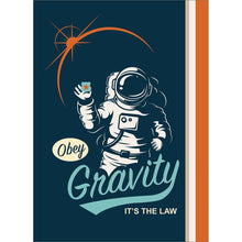 Load image into Gallery viewer, Obey Gravity Birthday Greeting Card 6 pack