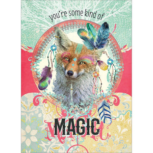 Some Kind Of Magic All Occasion Greeting Card 6 pack