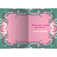 Load image into Gallery viewer, Hot Mess Support Greeting Card 6 pack