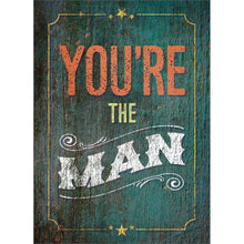 Load image into Gallery viewer, You're The Man All Occasion Greeting Card 6 pack