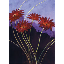 Load image into Gallery viewer, Daisies On Lavender All Occasion Greeting Card 6 pack