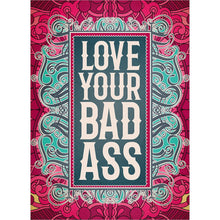 Load image into Gallery viewer, Doubly Badass All Occasion Greeting Card 6 pack